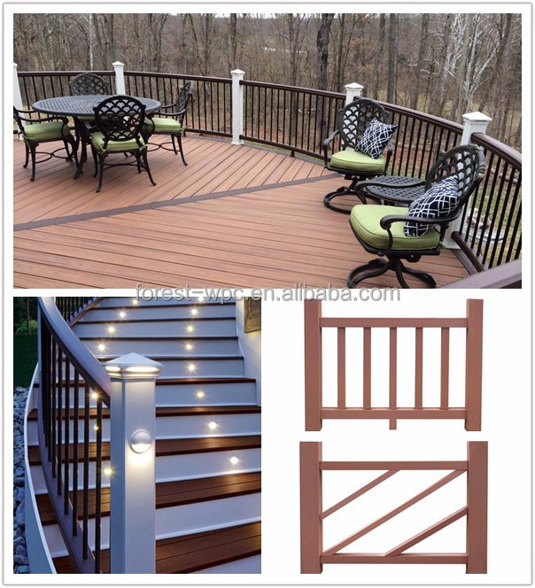 Ext rieur en fer forg escalier balustrades utilis forg for Cout escalier exterieur