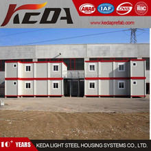 New Prefabricated House Container Home & Luxury Office Building Two Storey 371