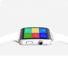 Mtk 6260 Gsm Wrist Smart Watch Phone