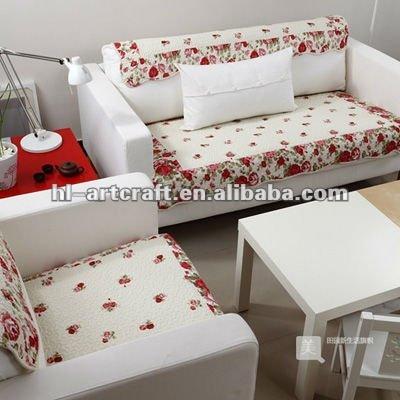 Sc 023 patchwork algodon funda sofa cubre sof s - Patron funda sofa ...