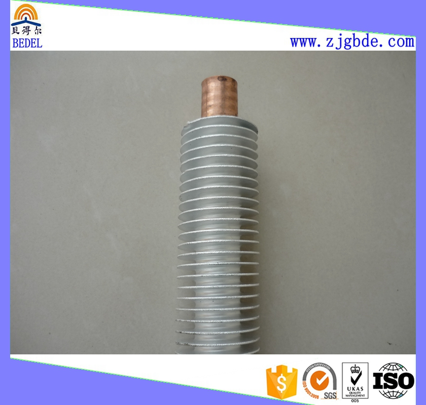 New product 2017 plain fin tube heat exchangers turkey of ISO9001 Standard