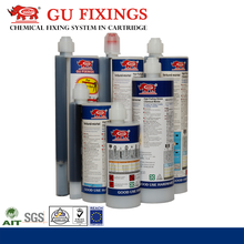 Easy setting adhesive acid alkali resistant sealant