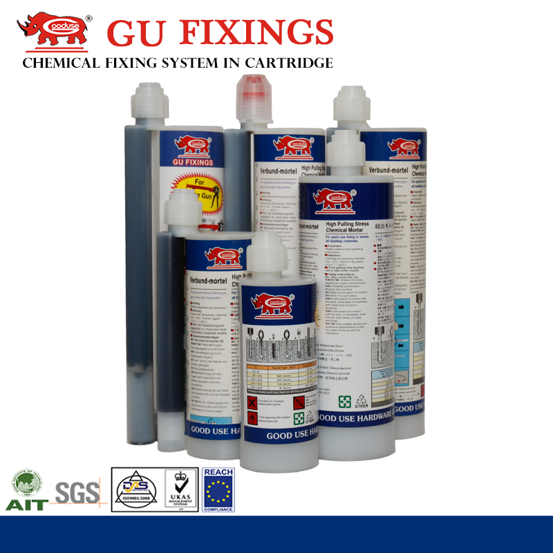 Quick setting adhesive acid alkali resistant sealant