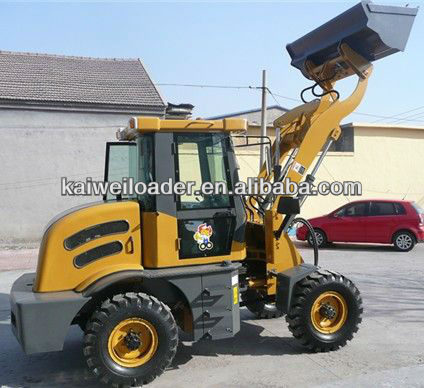 zl12f mini log loaders for sale with CE certification