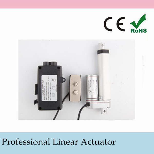 12/24v push pull solenoid linear actuator for the stage