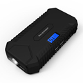 Car Jump Starter RAVPower 550A Peak Current Portable Charger Car Battery (14000mAh, 4.2A output, LCD Display, Safety)