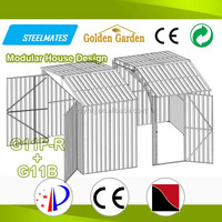 high quality modular storage steel building