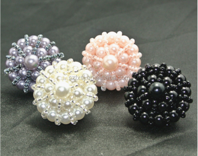 Apparel Accessories Handcraft Nail bea Button Guangdong Manufacture