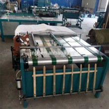 China automatic polypropylene woven bags cutting machine