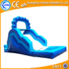 Kids sizes blue professional water slides,used water slides for sale