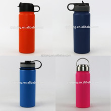 Bpa free stainless steel insulated double wall sport water bottle/manufacturer sports bottle for sale HF-27-58