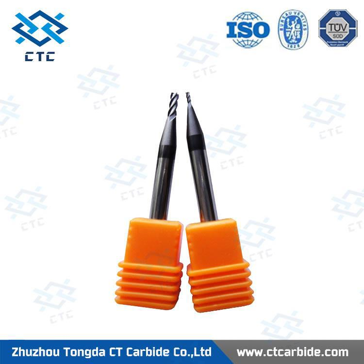 Brand new tungsten carbide spherical milling cutter manufacturer