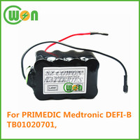 Defibrillator Battery NI-MH 14.4V 3000mAh DEFI-B Battery for Medtronic TB01020701, Battery for Primedic DEFI-B Replacement