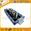 New and cheap inflatable human foosball inflatable table foosball A6020