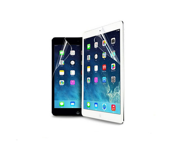 Ultra Smooth & HD screen protector film for ipad air 2/3/4