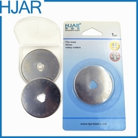 45mm circular rotary cutter blade for cutting cloth