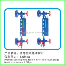 By-pass magnetic level indicator/float type level gauge/liquid level indicator