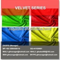 The colours of the rainbow printed disign for velvet/velour fabric for dressor for hometextile
