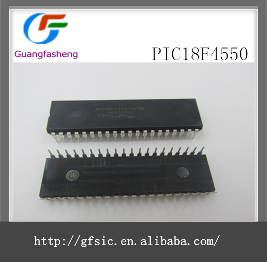 Electronic Component new IC PIC18F4550