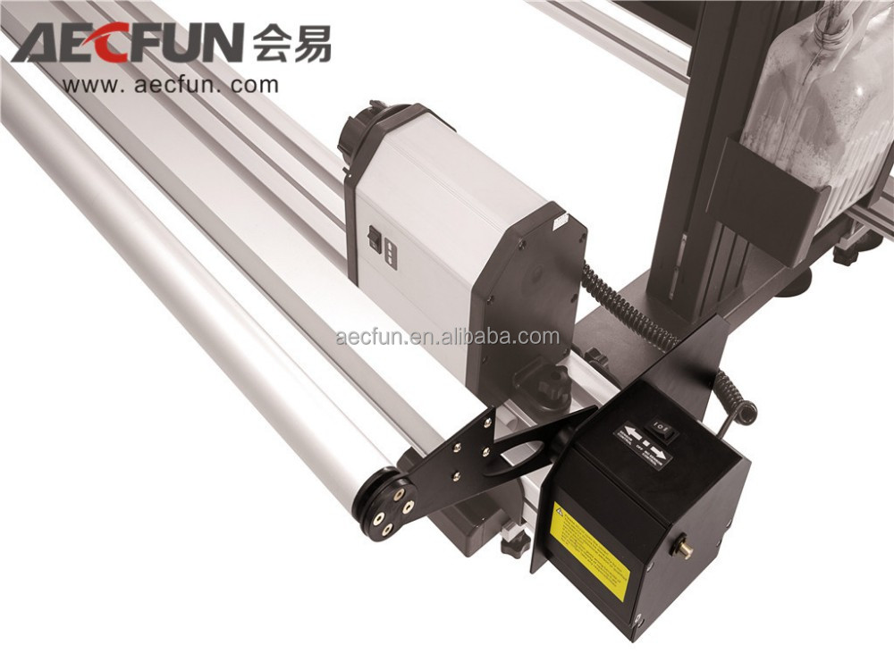 AECFUN! Eco solvent printer take up roll 54''