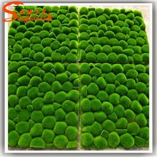 2015 artificial moss for decoration wall artificial decorative moss carpet artificial moss