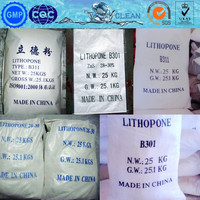 Specification Lithopone B301 B311 In Pigment
