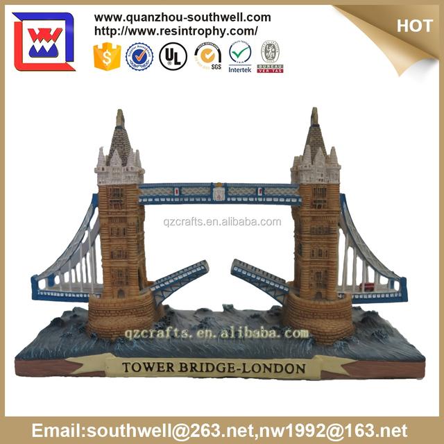 England building model London Tower bridge and London resinTower bridge 3D model puzzle toys and polyresin tower bridge london