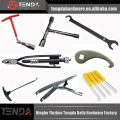 tire demounting tool, tire repair tool, Plier,Wrench,Socket etc. Kinds tire changer tool