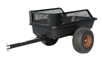 2016 Farm Use Atv 4x6 Utility Trailer For Sale With Sealed Wheel