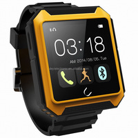 Top grade hot sell smart watch models U-Terra with free cellphone holder