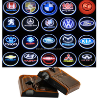 Hot Sale 10 generation Wireless No Drill Led Door Logo Laser Projector Light for All Cars