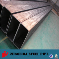 ms tube manufacture ! s235j2 square steel hollow section reliance furniture pipe