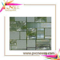 3D Transparent And Frosted Decorative Window