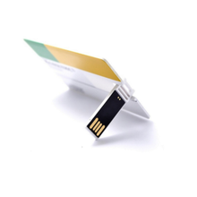 business card shape OTG USB Flash Drive Connect protable Smart USB memory stick U disk 2.0 3.0