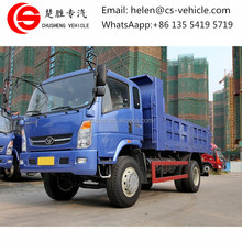 Sinotruk HOMAN high quality 4x2 / 4x4 small off road 10 ton dump trucks for sale