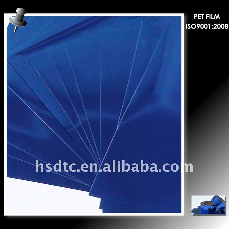 Blue Metallized Pet Film Metallized Polyester Film