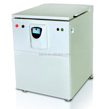 LRM-12L Samy factory continuous flow blood bank eppendorf tube Refrigerated Centrifuge