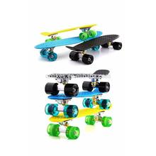 professional finger handle cruiser mini skateboard