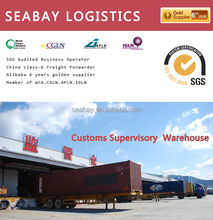 Seabay supply service of evergreen shipping line