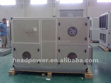 independent ventilating system imported rotor/rotary type energy recovery air conditioning units