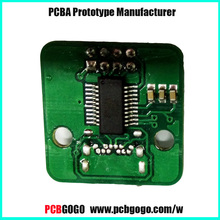 PCBGOGO Electronic led pcb assembly/ one-stop PCBA service /f