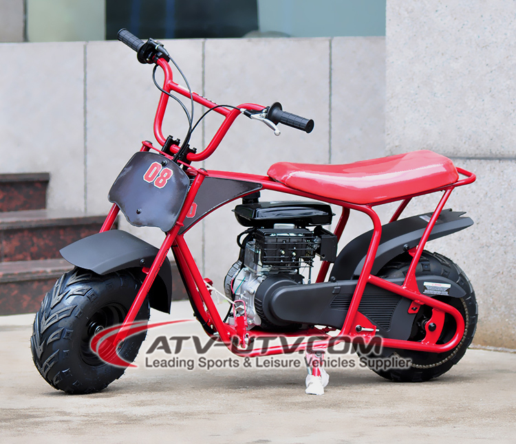 80cc 4 Stroke Gas Scooter with Stable Quality