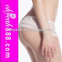 Top quality wholesale and retail hot sexy tight white panties