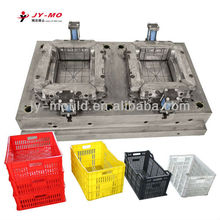 hot runner injection plastic crate mould mold tool
