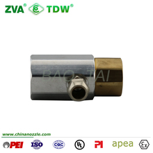ZVA Elaflex Gas Pipe Adapter For Gas Station Vapour Recovery System