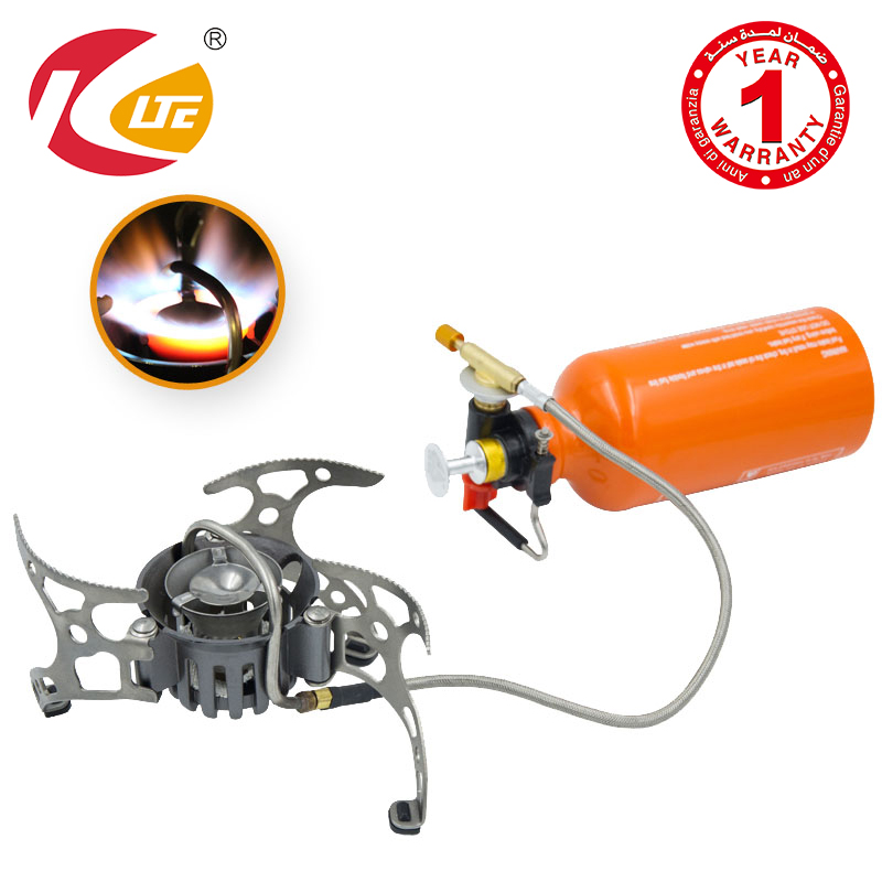 2016 NewKLTE Outdoor Kerosene Stove Burners and Portable Oil Gas Multi Fuel Stove