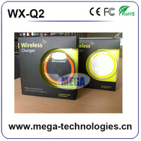Portable design wireless mobile travel charger circuit