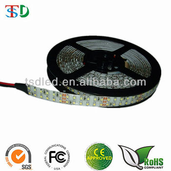 3528 Warm White Flexible SMD LED Strip Waterproof