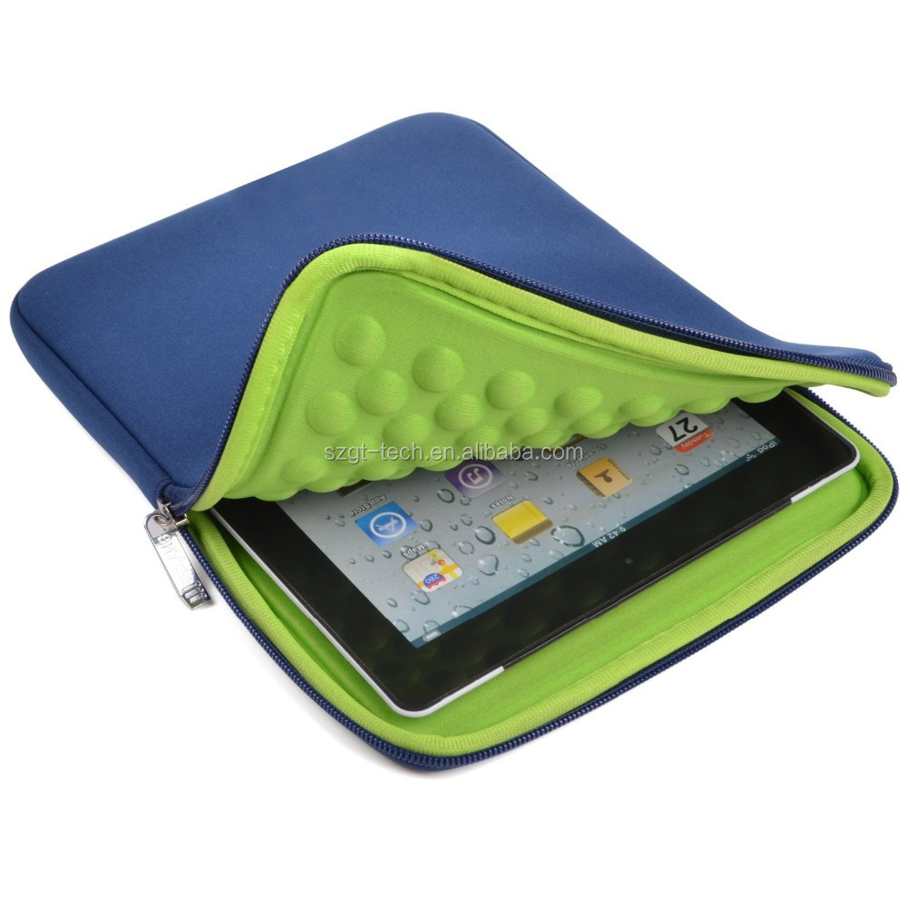 "Protective Shock and Water Resistant 12.9"" Tablet Sleeve For iPad Pro"
