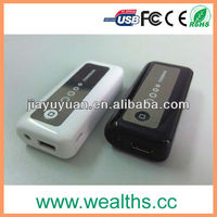 Hot sales 4800mAh Power Bank / USB Power Bank for Kinds Mobil Phone with Paypal Payment